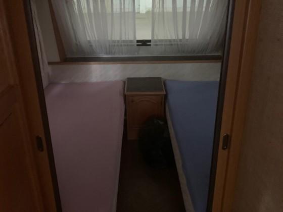 Hobby 545 - Schlafzimmer