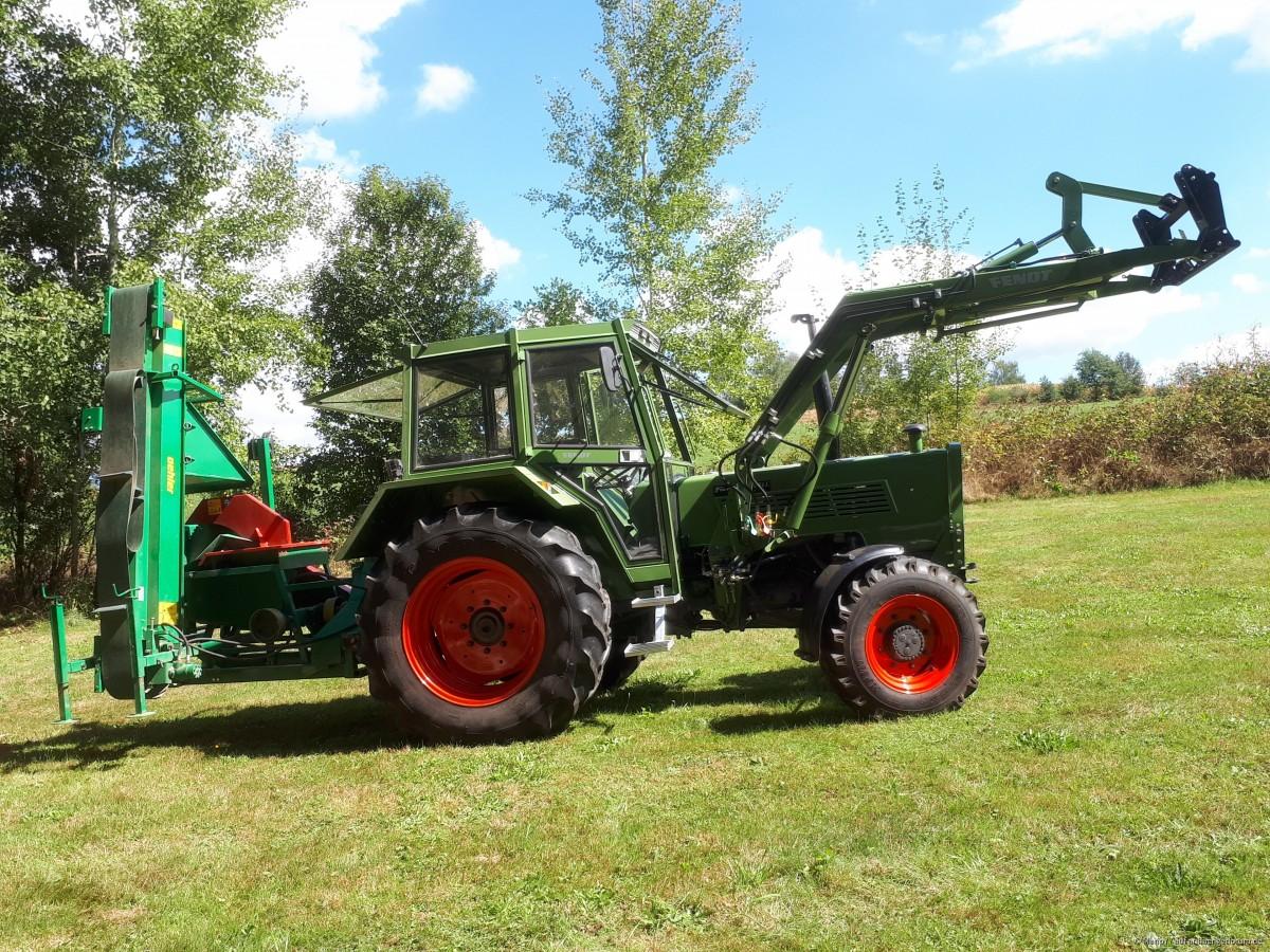 Fendt Farmer 105 LSA