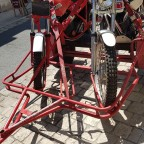 Motorradanhänger Eigenbau