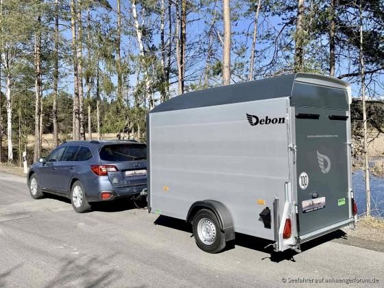 Debon C300 Überführt