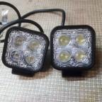 Rückfahrscheinwerfer/ Arbeitsscheinwerfer