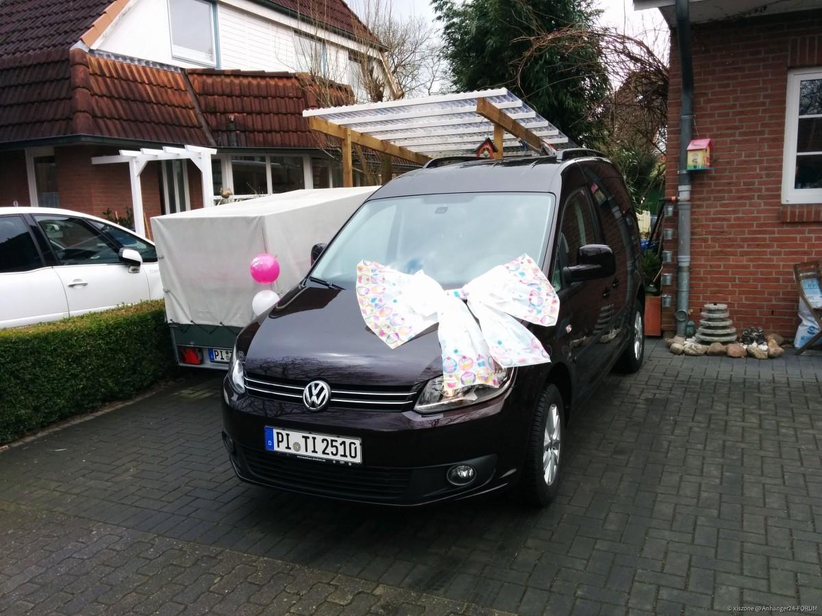 Unsere Katy, unser zweites Auto