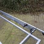 Vlemmix Fahrgestell mit interessanter Detaillösung der Lichtleiste